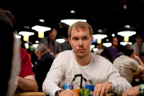 WSOP E21 D1 Alexander Kostritsyn