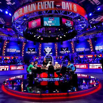WSOP 2011 ME Feature Table 2 D8 Teaser