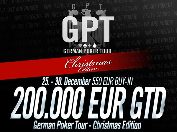German Poker Tours