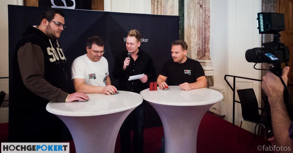 Blamieren oder Kassieren EPT Wien Special