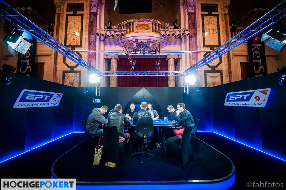 ept wien tag 4 TV table