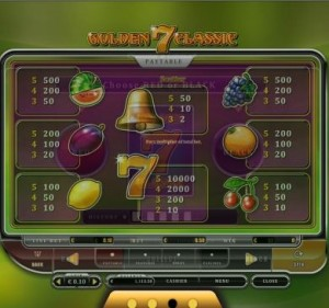 online casino deutschland golden 7 classic