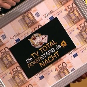 Die TV total POKERSTARS.DE-NACHT