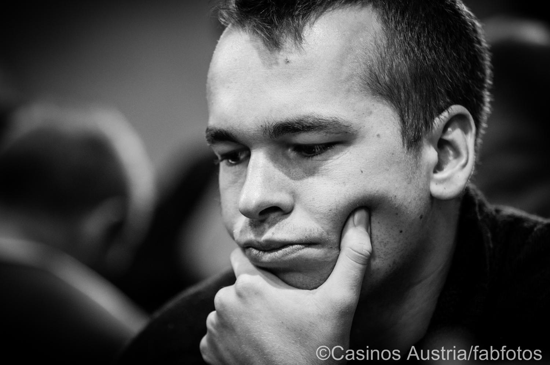 Martin Finger poker em baden