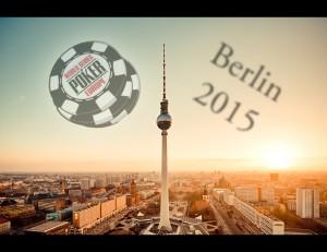 WSOP Europe WSOPE Berlin