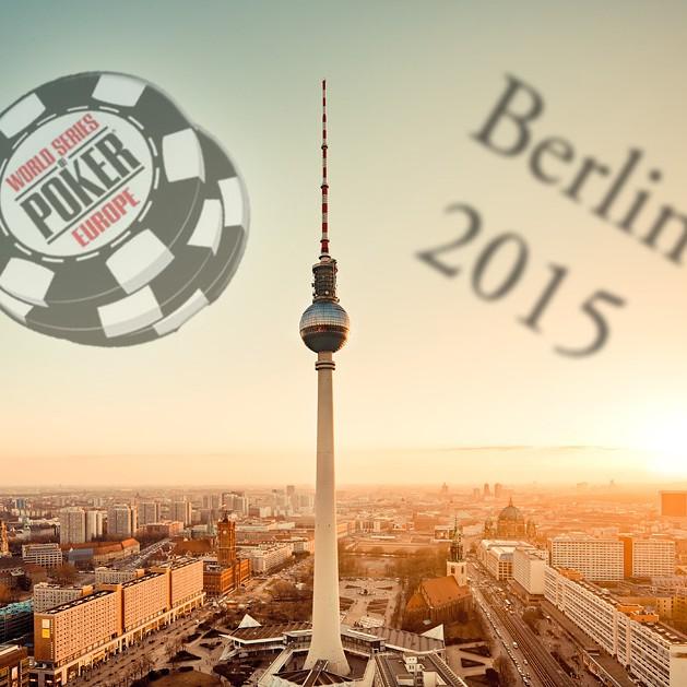 Wsope Berlin