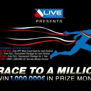 race to a million