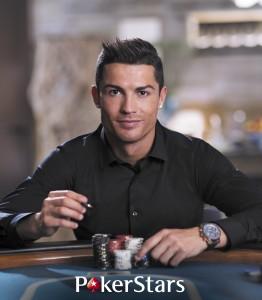 Cristiano Ronaldo - Team PokerStars 2