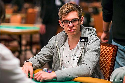 Fedor Holz WSOP 2015