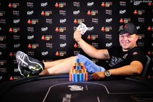 PokerStars Kings Cup final day_3Marcin Wójcik High Roller DSC_7414