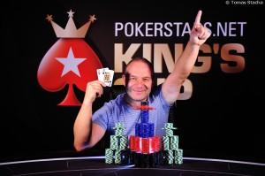 PokerStars Kings Cup final day_5Event 15 Tomovic Alexandar DSC_7774