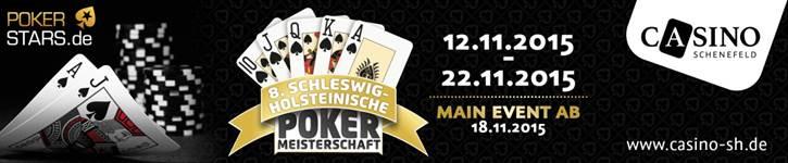 Pokerstars Schleswig Holstein
