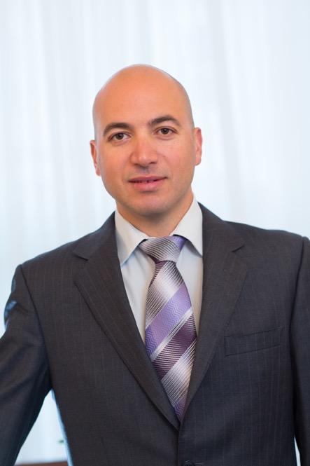 Rafi Ashkenazi Rational Group CEO