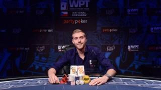 August Sieger World Poker Tour National King's Manig Loeser (GER)