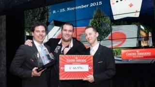 CAPT Bregenz Main Event Sieger Oliver Bösch (AUT)