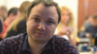 Chipleader Sergey Bagiron (RUS)