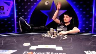 Februar Sieger Eureka Poker Tour Raphael Wimmer (AUT)