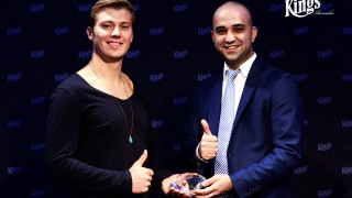 März Sieger GCOP Grand Final Max Altergott (GER)