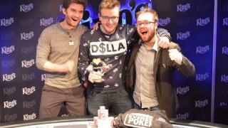 November Sieger Mega Poker Series King's Bartlomie Staszsczak (POL)