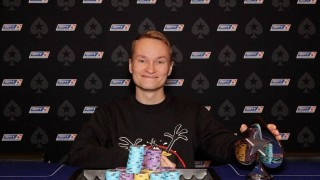 Sieger €500 Turbo Lauri Pesonen (FIN)