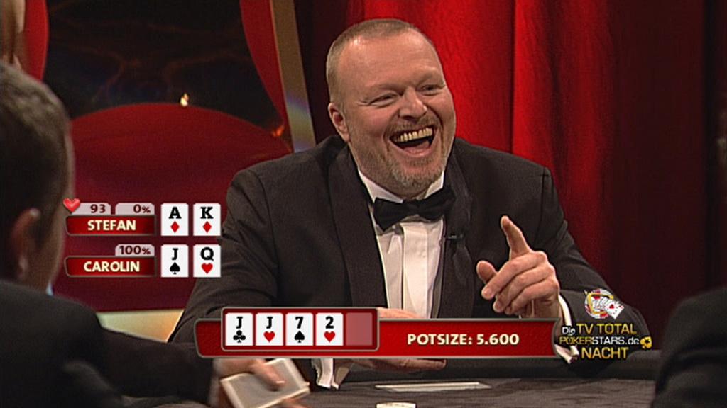 Stefan Raab Poker 2021