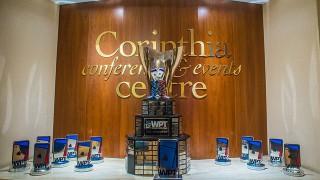WPT Main Event Trophy