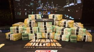 Aussie Millions Bracelet und Money