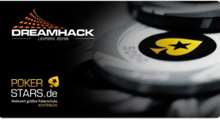 Dreamhack PokerStars Logo