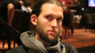 Overall Chipleader Ferenc Riech (GER)