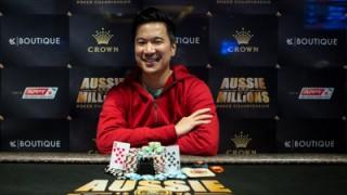 Nam Le, Sieger von Event #3