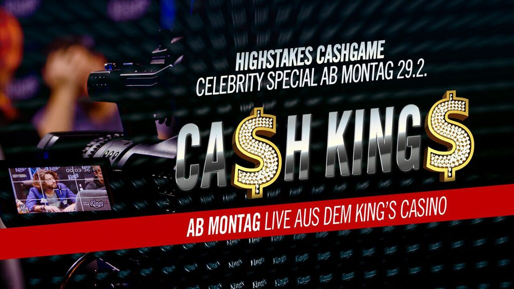Celebrity Cash Kings Nlh High Roller Cash Game Aus Dem King S Casino Ab 19 30 Uhr Live Hochgepokert