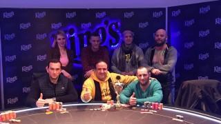 Die Gewinner der German Masters of Poker