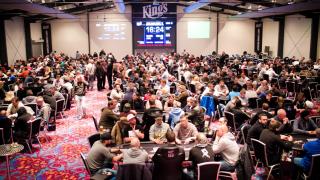 Full House im King's Casino