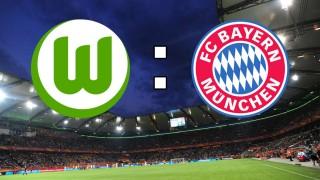 Wolfsburg gegen Bayern