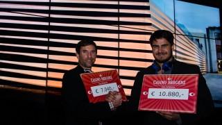 Seiler und Gollinger teilen beim €550 THNL Freezeout Event