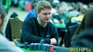 Marc MacDonnell führt bei den Irish Poker Open