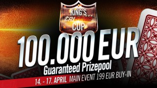 Kings tristar Cup Banner 2