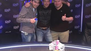 Die Gewinner des Spring Poker Festival Main Event im Kings