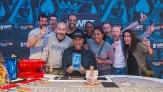 Robert Soogea gewinnt das WPT Amsterdam High Roller Event
