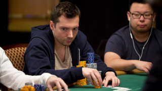 Chipleader George Trigeorgis (USA)
