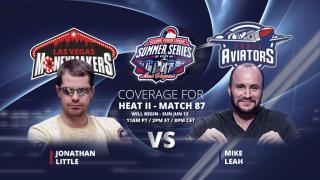 Jonathan Little vs. Mike Leah