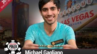 Sieger Event #25 Michael Gagliano (USA)