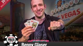 Sieger Event #26 Benny Glaser (GBR)