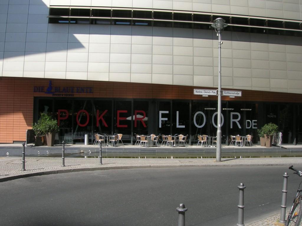 Pokerfloor Potsdamer Platz