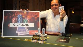 """HL"" gewann den Main Event der Mountain Poker Party"