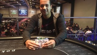 PLO Champion Jerome Smith (GER)