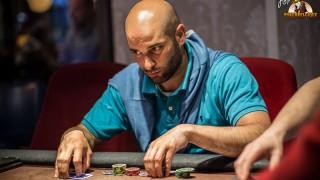 Chipleader Tag 1c Poker Belgique Masters Main Event