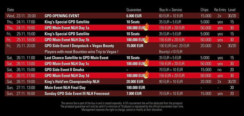 kings-schedule-gpd-festival-november