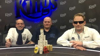 Die Gewinner des King's Hold'em Championship