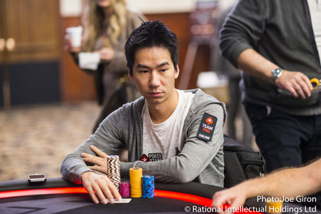 Team PokerStars Pro Randy Lew